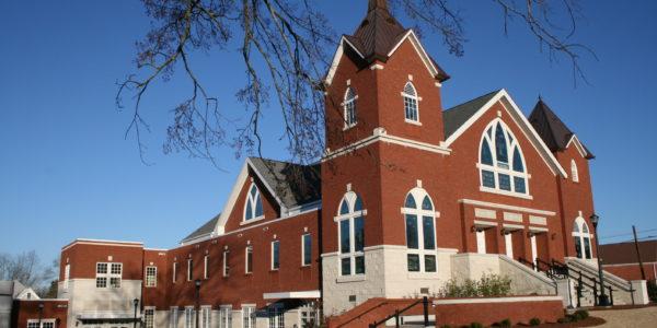 First Baptist Church Of Dallas